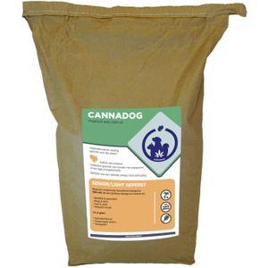 Cannadog-Senior-Light-cbd-Kalkoen-14-kg