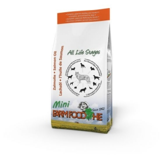farm food he schotse zalmolie mini 4 kg