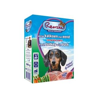 0001001517-renske-hond-verse-kalkoen-met-eend-395-gr-8717185295023
