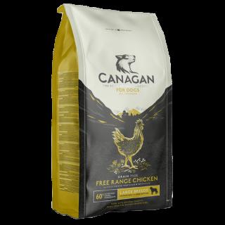 canagan large breed 2 kg